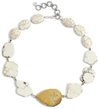 Nakamol Design Chunky Stone Necklace