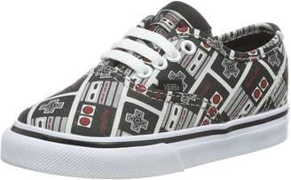 Vans Classic Slip-On Toddler US 9.5 White Skate Shoe