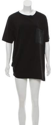 Rag & Bone Silk T-shirt Dress
