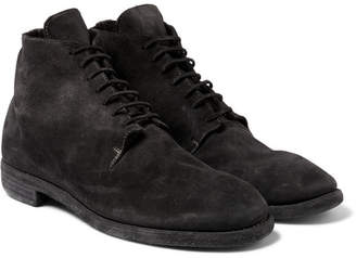 Guidi Suede Boots