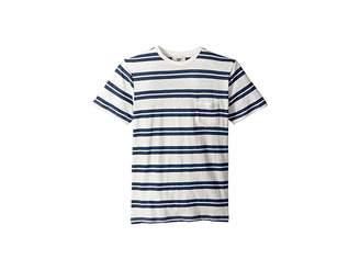 VISSLA Kids Breakout Knit Top Short Sleeve (Big Kids)