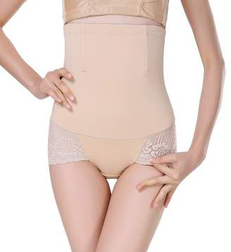 c114f924571b9 Jixin4you Women Seamless Shapewear Pants Tummy Control Body Shaper Asia 3XL