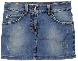 Richmond Jr Denim skirt