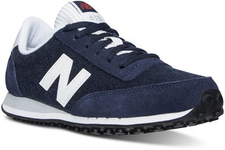 New Balance Women's 410 Capsule Casual Sneakers from Finish Line $64.99 thestylecure.com