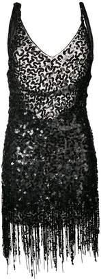 ATTICO black mini dress