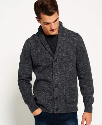 Superdry Surplus Goods Shawl Cardigan