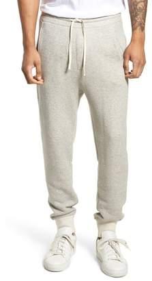 Vince Plush Cotton Jogger Pants