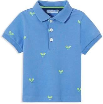 Jacadi Boys' Tennis Racquet Polo Shirt