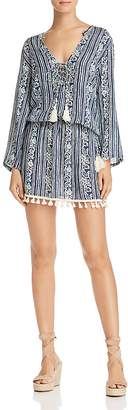Cool Change Coolchange Saline Tunic Swim Cover-Up