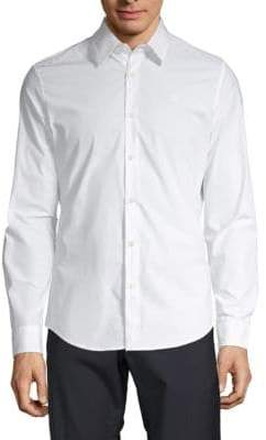 G Star Classic Stretch Button-Down Shirt