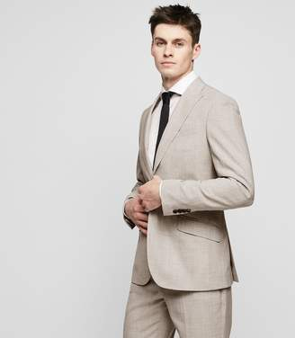 Reiss ROVER B Modern fit wool blazer