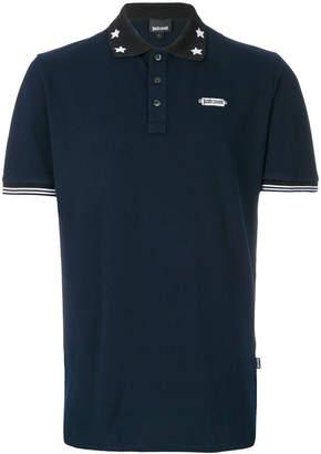 Just Cavalli classic polo shirt