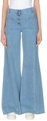 Chloé Denim trousers
