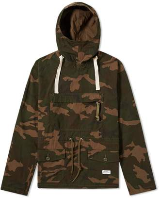 Bedwin&the Heartbreakers Bedwin & The Heartbreakers Macneil Popover Anorak