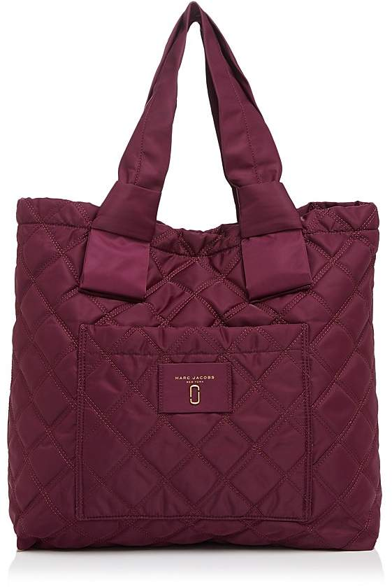 Marc JacobsMARC JACOBS Knot Quilted Nylon Tote
