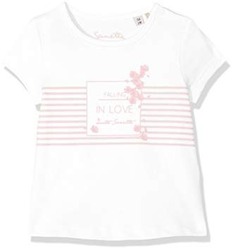 Sanetta Baby Girls' 906475.0 T-Shirt,0-3 Months