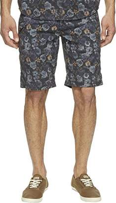 Publish Brand INC. Men's Dante Chambray Printed Short