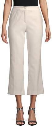 Escada Women's Stretch-Cotton Cropped Pants