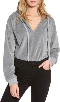 KENDALL + KYLIE Hooded Bodysuit