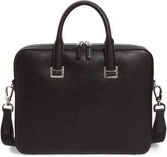 Dunhill Cadogan Leather Single Document Case
