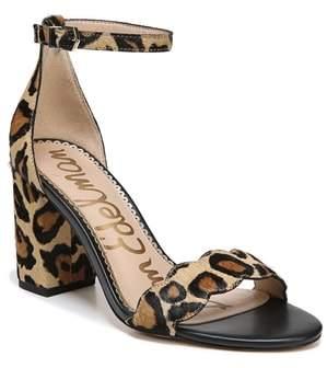 Sam Edelman Odila Genuine Calf Hair Sandal