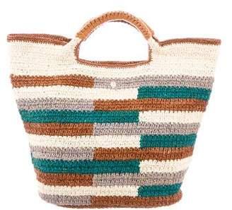 Helen Kaminski Woven Bag