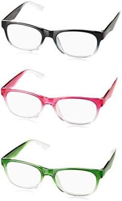 Steve Madden Unisex-Adult Sm63336c SM63336C Rectangular Reading Glasses