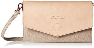Kenneth Cole Reaction Cargo Flap Wallet On A String Cross Body Bag $34.67 thestylecure.com