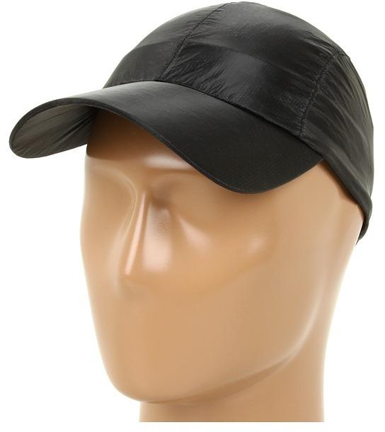adidas by Stella McCartney Cap (Black/Turbo F11) - Hats