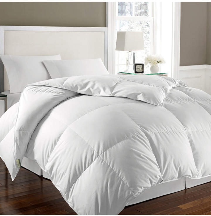 Blueridge Kathy Ireland Essentials White Goose Feather & Down Twin Comforter