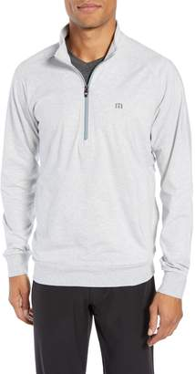 Travis Mathew Zachary Half Zip Pullover