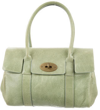 Mulberry Mini Bayswater Bag $380 thestylecure.com