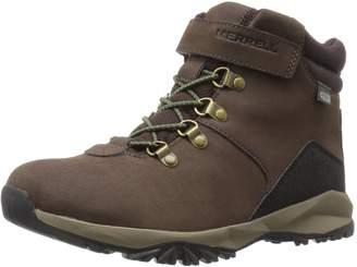 Merrell Boy's Ml-Alpine Casual Waterproof Ankle Boots