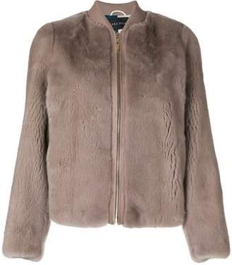 Cara Mila Rosa bomber jacket