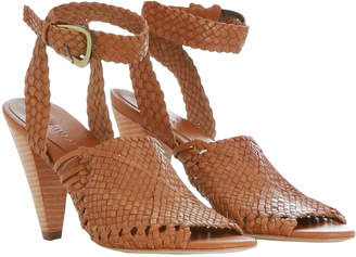 Zimmermann Woven Mule Sandal Heel