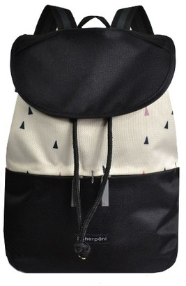 Sherpani Olive Drawstring Backpack - Black $58 thestylecure.com