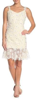 Dee Elly Crystal Embellished Tank Dress