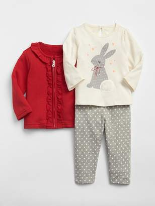 Gap Bunny Sweater Legging Set