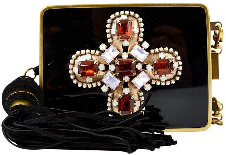 Tory Burch Clutch bag - BLACK - STYLE