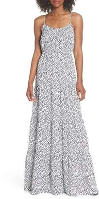 MICHAEL Michael Kors Tiered Maxi Dress