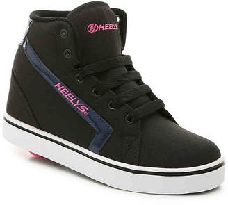 Heelys Gr8r Youth High-Top Skate Shoe - Girl's
