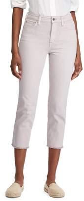 Lauren Ralph Lauren High-Rise Ankle Jeans