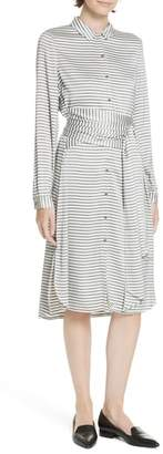 Ted Baker Colour by Numbers Sandre Stripe Shirtdress