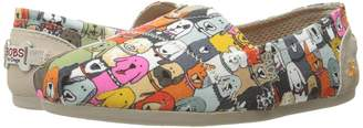 Skechers BOBS from Bobs Plush - Wag Party Women's Flat Shoes