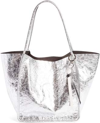 Proenza Schouler Extra Large Metallic Leather Tote 18c8a6c905
