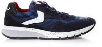 Voile Blanche Endavour Mesh Blue Suede & Nylon Sneakers