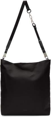 Rick Owens Black Cargo Adri Bag