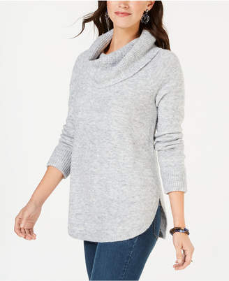 Style&Co. Style & Co Cowl-Neck Sweater