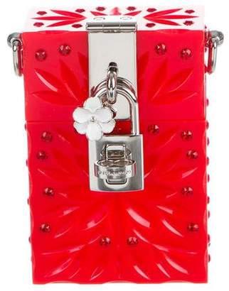 Dolce & Gabbana Mini Cinderella Box Bag