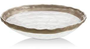 Michael Wainwright Truro Platinum Medium Shallow Bowl